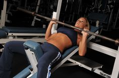Lifting guide for women. Explains all the basic lifts / workouts that are most effective to perform. Has three (weeks 1-4, 4-8, 9-12) week lifting schedules with detailed, simple instructions and different workouts for each day of the week.
