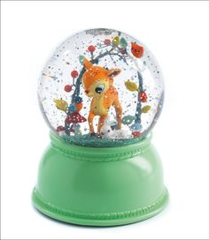 #Deer #Light #Snowglobe by #Djeco sneeuwbol lamp hert from www.kidsdinge.com http://instagram.com/kidsdinge https://www.facebook.com/kidsdingecom-Origineel-speelgoed-hebbedingen-voor-hippe-kids-160122710686387/ #toys #Speelgoed #Kidsroom #Kidsdinge