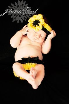 Bumblebee diaper cover