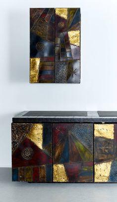 artsy sideboard   modern sideboard  www.bocadolobo.com #modernsideboard #sideboardideas