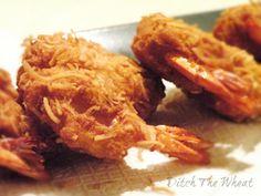 COCONUT SHRIMP 2 1024x768  Low Carb Coconut Battered Shrimp