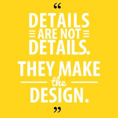 "A quote #architect Charles Eames that our ""Design is a Choice"""