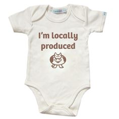 Remember:organiczoo, very cute babystuff (cuter then this one i think) OrganicZOO | Organic Baby Clothing | Locally Produced Bodysuit