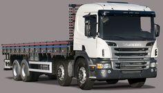 Scania P 310 DB 8×2 – Blog do Caminhoneiro