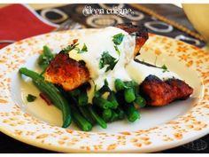 5 meniuri pentru un pranz cu putine calorii Meat, Chicken, Foods, Green, Food Food, Food Items, Cubs