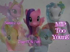 """MLP- Too Young 