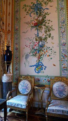 Pavlovsk palace, Saint Petersburg, Russia