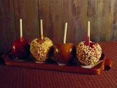 Kandierte Äpfel selber machen und verschenken. Wir zeigen wie es geht.