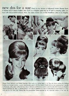 1960s | hair-Brenda-Scott-1960s
