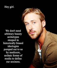 Oh Ryan Gosling... Hahahahahahahahahaha I'm way too nerdy.. It's a problem.. I love this a little too much....