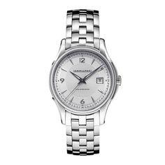 Hamilton Jazzmaster Viewmatic Auto Silver Dial Watch
