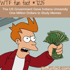 What does the U.S. government spent it's money on? - WTF Fun Fact