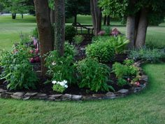 Man I want my yard to look like this one. It will some day soon.