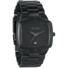 Nixon The Rubber Player Watch - Black NIXON. $175.00