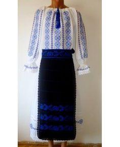 A ie traditionala IE Waist Skirt, High Waisted Skirt, Costume, Skirts, Fashion, Tricot, Moda, High Waist Skirt, Skirt