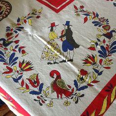 Detail of Pennsylvania Dutch