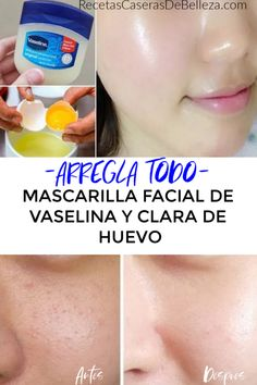 Handy Face skin care idea number it is the good method to provide right care for one's facial skin. Regular %%KEYWORD%% ideas of facial skin care. Vaseline, Natural Hair Mask, Natural Hair Styles, Natural Beauty, Diy Beauté, Easy Diy, Beauty Hacks For Teens, Beauty Ideas, Beauty Secrets