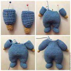 We add a very nice recipe to the Amigurumi toy models. Like our previous recipes, making amigurumi dolls is very good - Crochet Dolls Free Patterns, Crochet Doll Pattern, Crochet Bunny, Baby Knitting Patterns, Doll Patterns, Crochet Toys, Free Crochet, Pattern Art, Amigurumi Tutorial