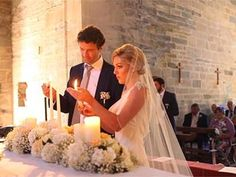 Tuscany wedding video, Lucca, Villa le Molina A refined and elegant wedding in Tuscany. Andrea and Kenneth got ready in the heart of city of Lucca and then were married in a religious ceremony in the beautiful church of San Jacopo in Lupeta: a dainty church on a little hill near the town of San Jacopo in Vicopisano.....