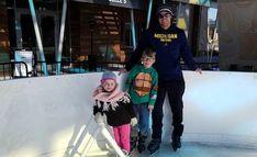 Mom Report: Summit Park Ice Rink