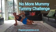 Fit Mum Advanced Core Workout which guarantees a more toned tummy. Choose 3 of the core exercises and do 10 reps and 3 circuits, aim. Core Challenge, Workout Challenge, Toned Tummy, Tone Stomach, Flatter Stomach, Flat Tummy, Fitness Herausforderungen, Workout Fitness, Mummy Tummy