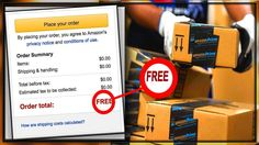 *100% REAL* HOW TO GET FREE STUFF FROM AMAZON [Your Amazon Orders] #3