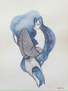 Bella Aurora: Wallpapers: Sereias