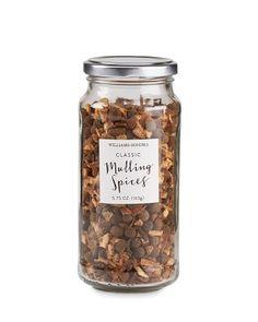 Williams-Sonoma Mulling Spices #williamssonoma
