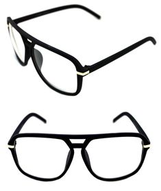 7e93621a2ff Lenses  Poly Carbonated Clear Lenses with coating for UV protection.  Aviator GlassesEye GlassesGold ...
