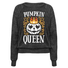 "Show the pumpkin king who's really in charge this halloween with this ""Pumpkin…"