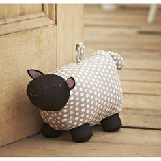 sheep doorstop by ulster weavers | notonthehighstreet.com