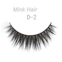 Mink lashes  Natural 3d 100% Thick real mink false eyelashes  for Beauty Makeup Natural mink lashes extensions /false lashes