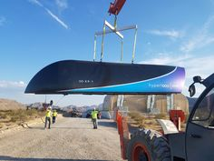 Futuristic transportation system Hyperloop One had its 'Kitty Hawk moment' — here's where you could first see it - Hyperloop One successfully tested its hyperloop technology on Thursday.  The startup privately conducted the test on its DevLoop track in Nevada, marking the first successful completion of a full-scale Hyperloop system in a vaccum environment. The vehicle coasted above the track for 5.3 seconds using magnetic levitation and reached a top speed of 70 mph.   The startup has…