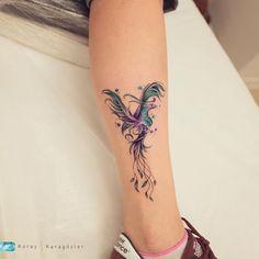 Phœnix #tattoo