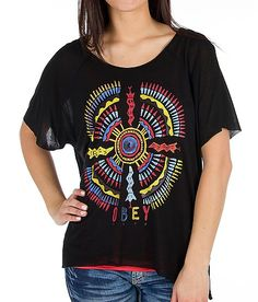 OBEY Sand Pearl T-Shirt
