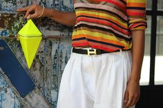 a pair and a spare . diy fashion: DIY INSPIRATION - SASS & BIDE S/S12 ACCESSORIES