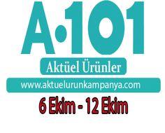 A101 6 Ekim 2016 Aktüel Ürünler Kataloğu