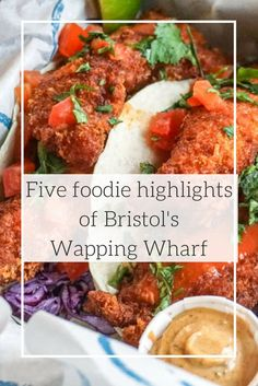 Five foodie highlights of Bristol's Wapping Wharf
