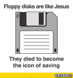 Truth About Floppy Disks