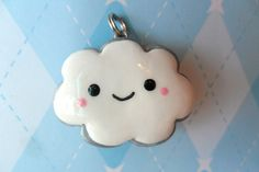cloud kawaii charm