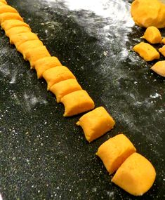 Gluten Free Sweet Potato Gnocchi with Brown Butter and Parmesan