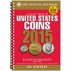 2015 Red Book Spiral Bound Soft Cover - The latest addition of the official Red Book! - MintProducts.com
