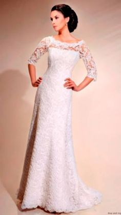 305, wedding dress, lace, boat neck, bridal gown, The Ivory Rose, Bridal boutique, Passage West, Cork, Ireland