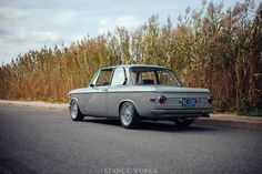 StanceWorks Wallpaper - Bruce Carr's 1969 BMW 2002 - Stance Works