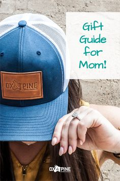 Meaningful personalized gifts are just the thing you're looking for for Mother's Day! We have a list of ideas that will have mom crying at the thoughtfulness that's gone into the gift you choose! Leather Journals, Leather Bookmarks, Leather Luggage Tags, Leather Patch Trucker Hats, there's something for every mom in your life! #mothersday #mothersdaygifts #oxandpine #leathergifts #leather goods Leather Luggage Tags, Leather Gifts, Leather Bookmarks, Thanking Someone, Trucker Hats, Life Words, Leather Journal, Mothers Love, Mother Day Gifts