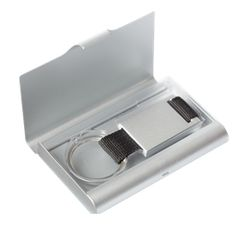 Keychain and Business Card Case Set | Corporate Gifts - http://www.ignitionmarketing.co.za/corporate-gifts