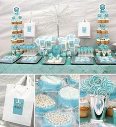 Candy bar!! Perfect colors!
