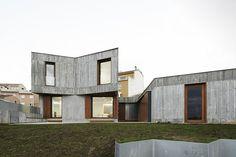 MP House by Alcolea+Tárrago Arquitectos