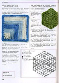 201 ideas en crochet libro de la web