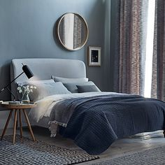 Buy John Lewis Croft Collection Skye Bed Frame, Double Online at johnlewis.com